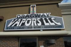 DRAGWAY-VAPORS